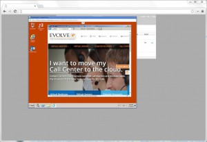 Desktop View From Browser