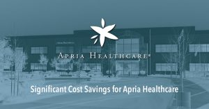 Evolve IP Provides Disaster Avoidance Visibility into the Call Center Improved Customer Experience and Significant Cost Savings for Apria Healthcare