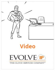 Evolve IP - Disaster Recovery as a Service (DRaaS)
