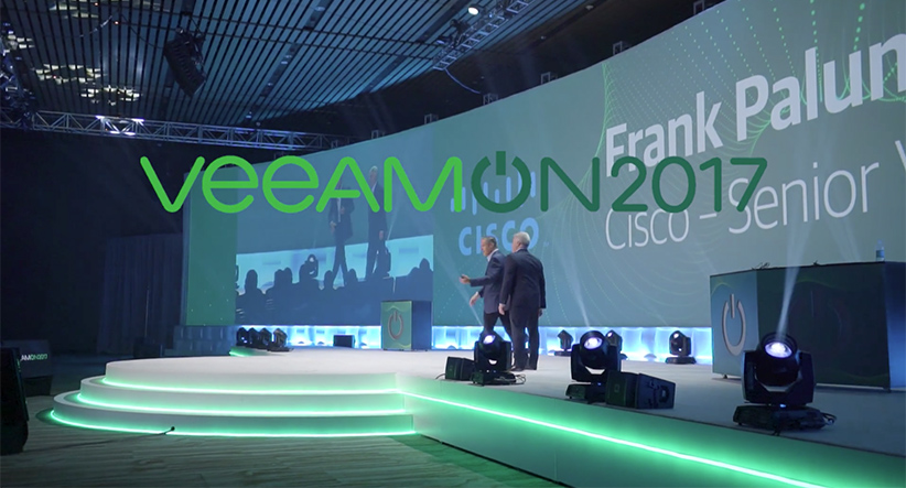 Cloud Backup Services Critical- Notes from VeeamOn 2017