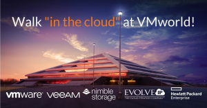 Walk -in the cloud- at VMworld - new