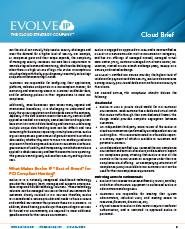 Achieving PCI Compliance with The Evolve IP Compliance Cloud Page 3