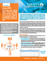 SYNC Evolve IP