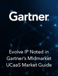 Evolve IP Noted in Gartners Midmarket UCaaS Guide