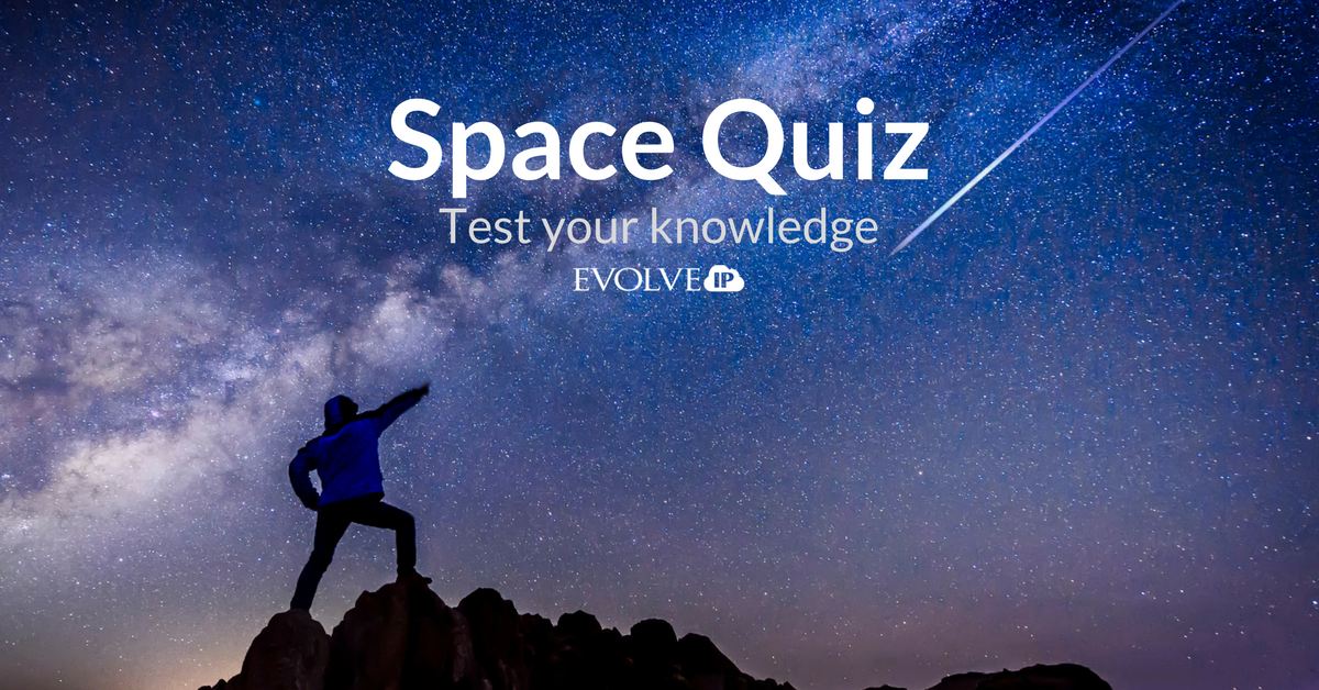 Space Quiz - Evolve IP