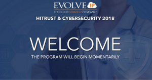 HITRUST and Cybersecurity 2018 Blog
