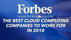 Forbes Best Cloud 2018