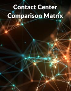 Contact Center Comparison Matrix (2)
