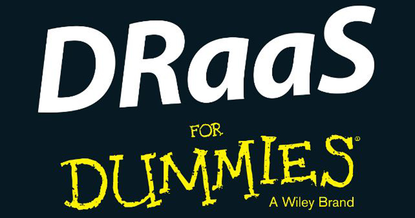 DRaaS for Dummies-blog