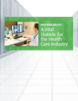 Evolve IP Data Availability in Healthcare Co-Branded with Veeam