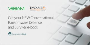 Conversational Ransomware Defense and Survival e-book