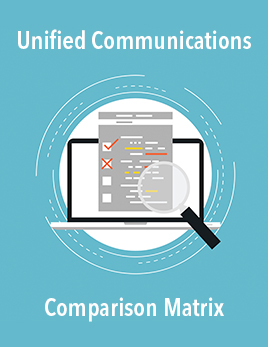 Evolve IP Unified Communications Comparison Matrix