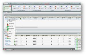 Evolve IP Supervisor Dashboard