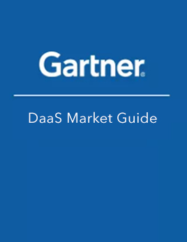 Gartner's 2019 Market Guide for DaaS
