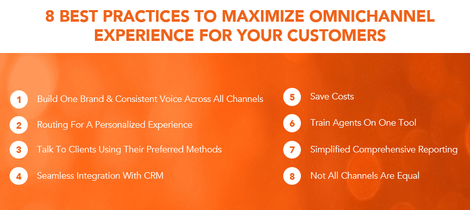 best omnichannel practices